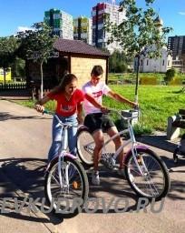 Велопрогулки в Оккервиле