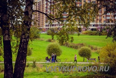 Парк Оккервиль Кудрово