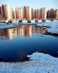 Ноябрь в Кудрово