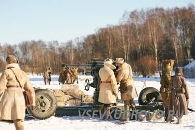 Боевая Сталь в Кудрово