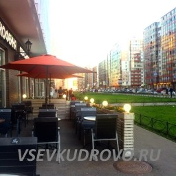 Летние кафе Кудрово