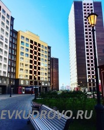 ЖК Лондон Площадь Европы в Кудрово