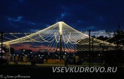 Ночное Кудрово