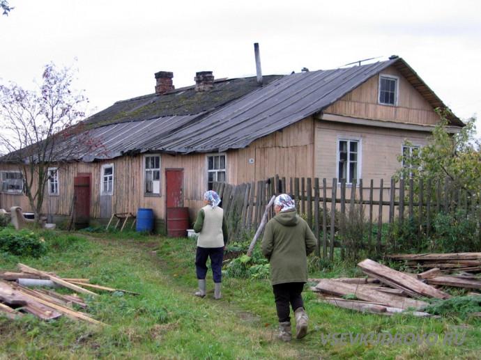 Старые фото Кудрово