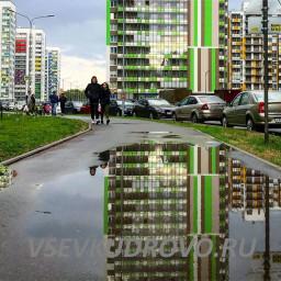 Дождливое Кудрово