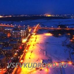 ЖК Новый Оккервиль Кудрово