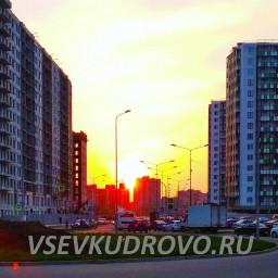 Рассвет Кудрово