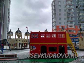 Лондон в Кудрово