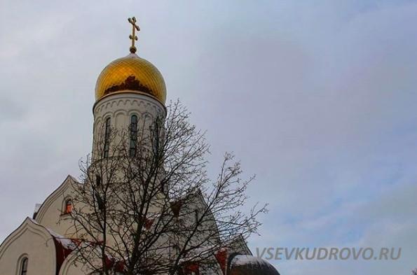 Кудровская церковь