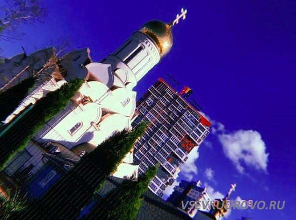 Фото храма в Кудрово