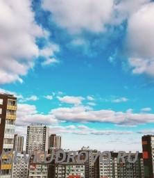 Весна в Кудрово