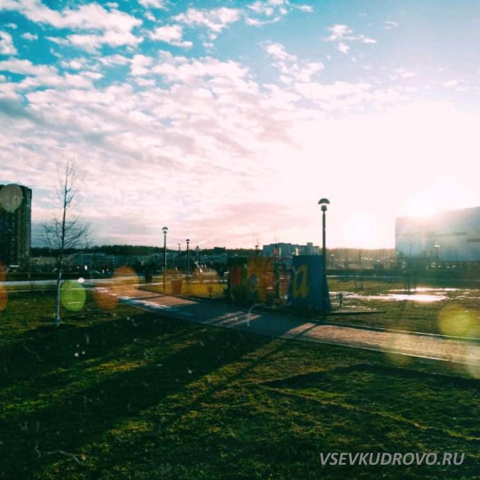 Мега Парк Дыбенко фото