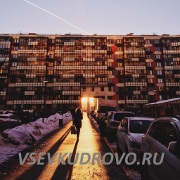 Красивое фото Кудрово