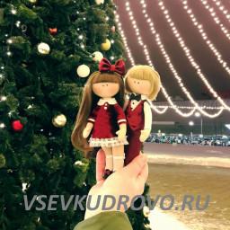 Новогодняя ёлка Кудрово