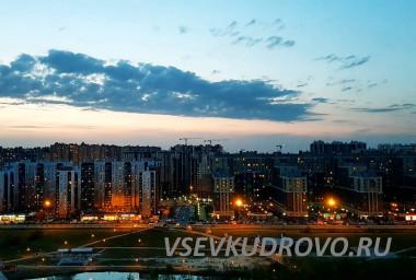 Ленинградская улица Кудрово