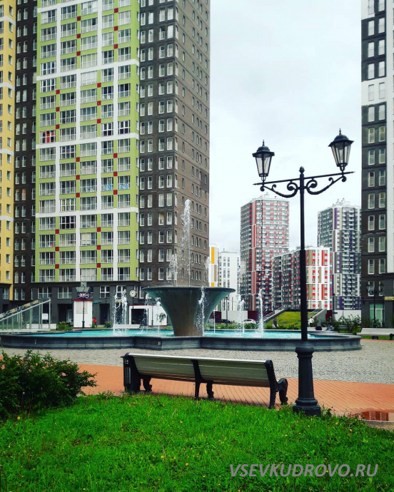 Мегаполис Кудрово