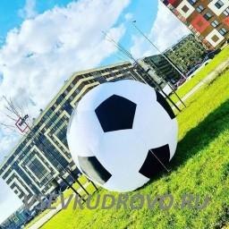 ЧМ по футболу в Кудрово