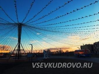 Мега Парк Дыбенко Кудрово