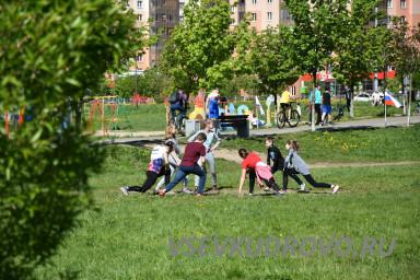 Спорт в Кудрово