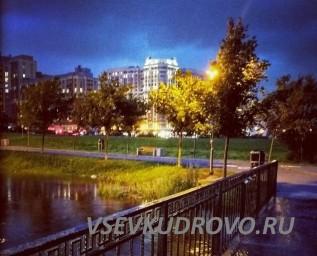 Парк Оккервиль в Кудрово