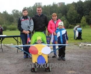 Парад колясок 2018 Кудрово