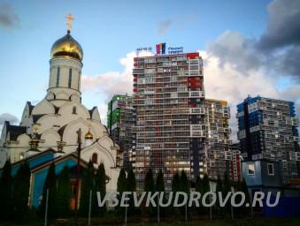 Церковь Кудрово