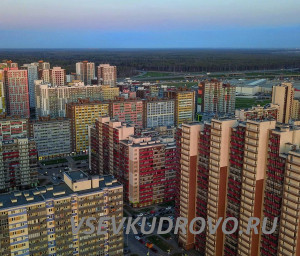Панорамы Кудрово